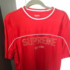 Supreme Dazzle Warm up Top